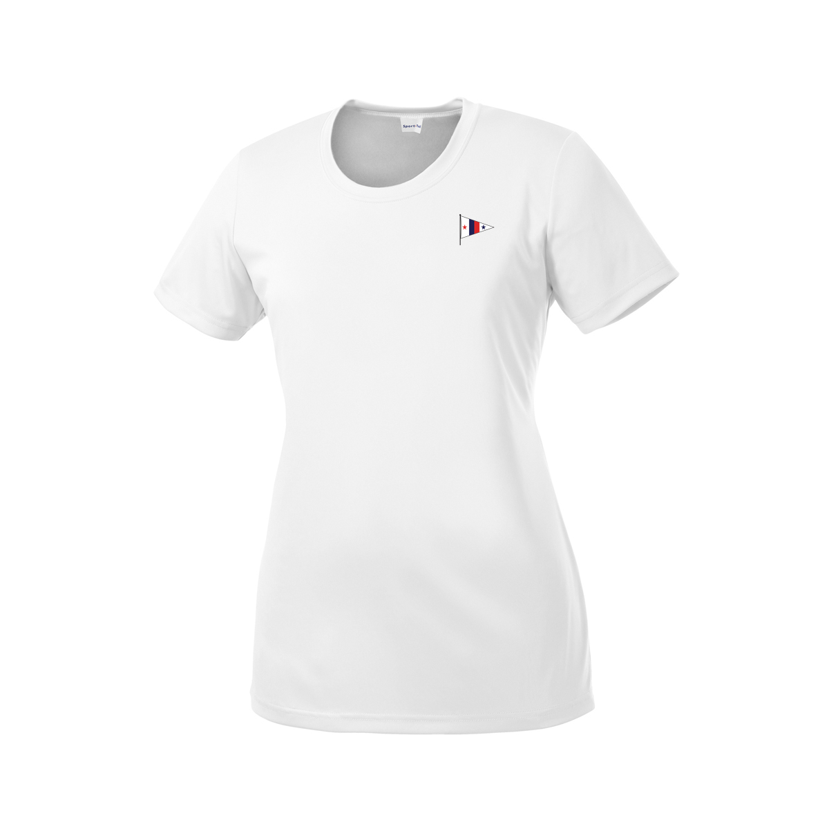 VINEYARD HAVEN YACHT CLUB W'S S/S TECH TEE