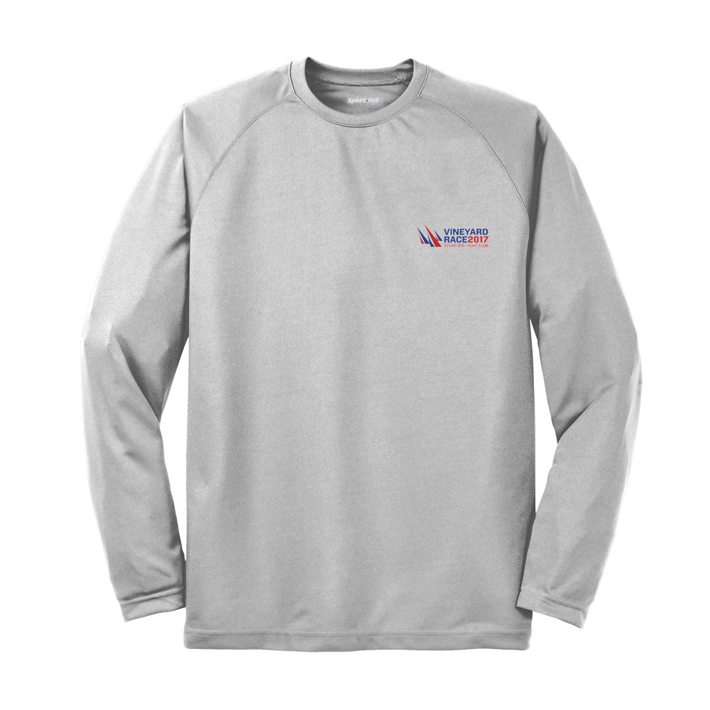 VINEYARD RACE Men's L/S TECH TEE