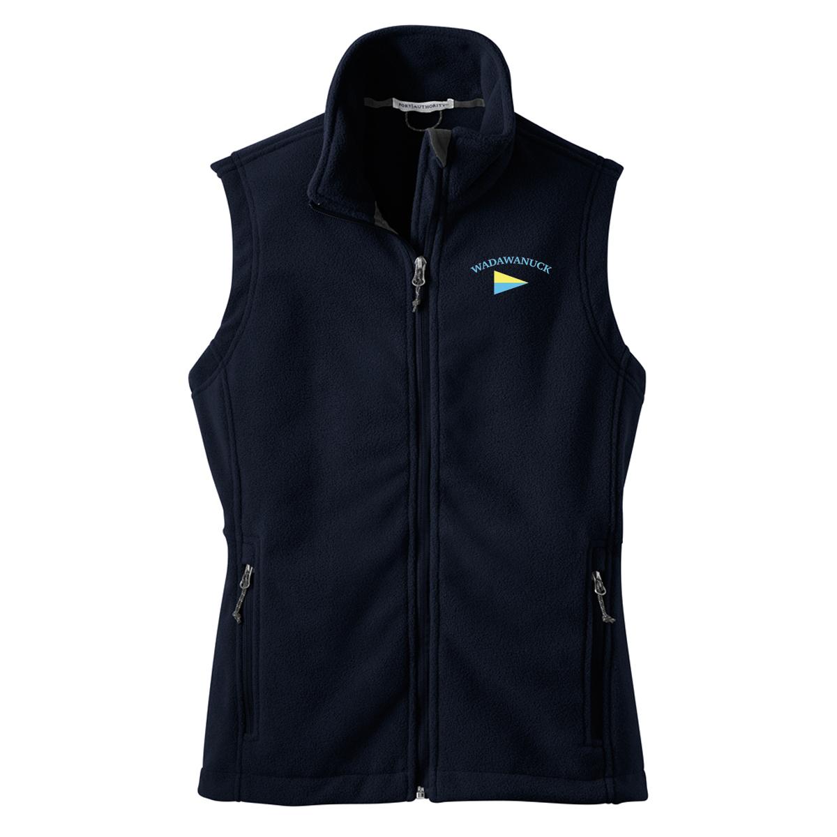 Wadawanuck  - Women's Fleece Vest