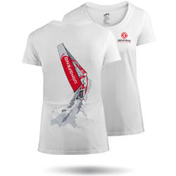 ZHIK DONGFENG RACE TEAM - WOMENS COTTON TEE (MTE-0721-W)
