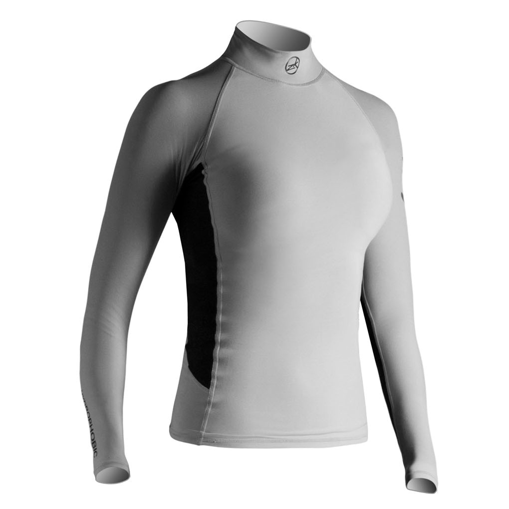 ZHIK WOMENS HYDROPHOBIC FLEECE TOP (TOP-410-W)