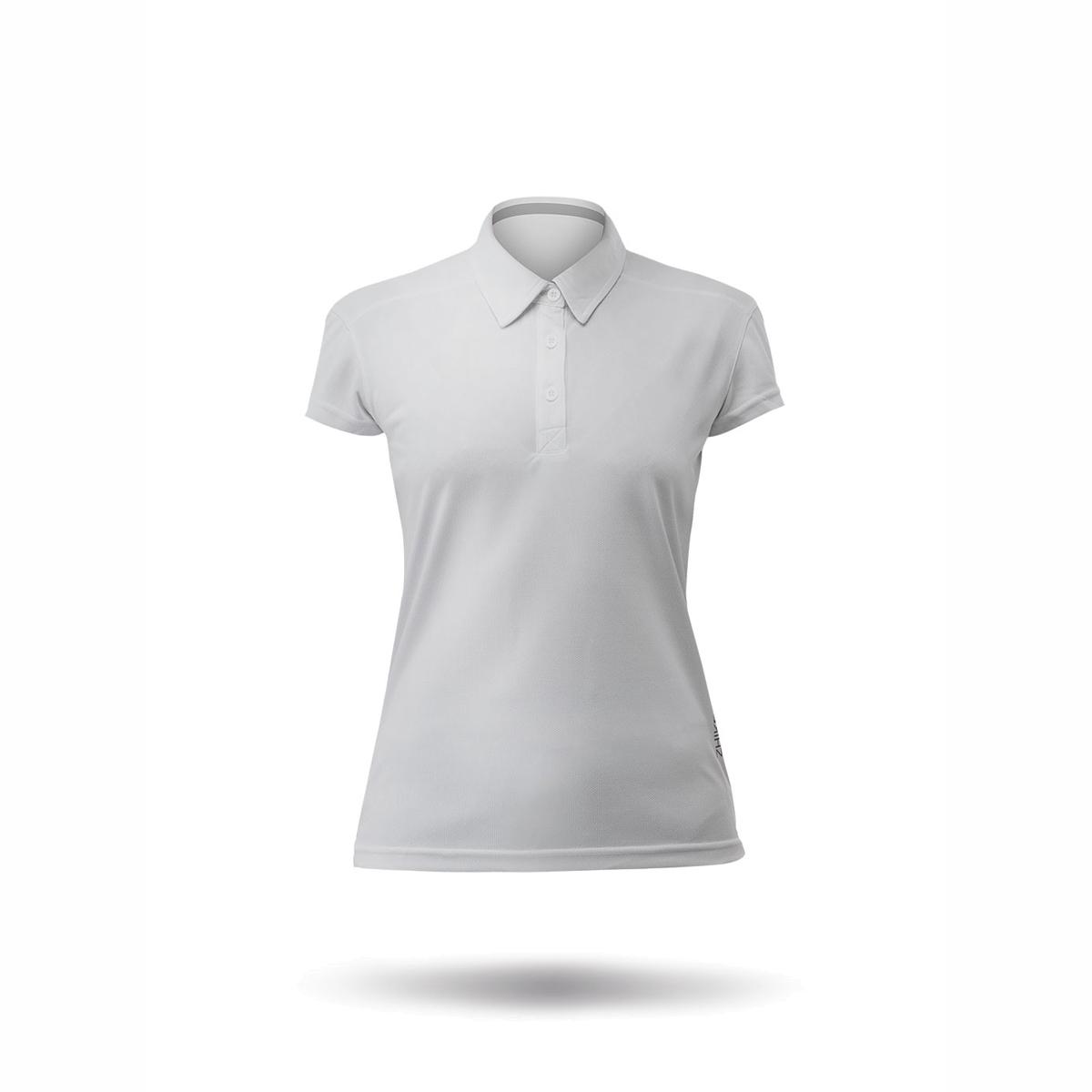 Zhik Women's Zhikdry LT Short Sleeve Polo (ATP-0870-W)