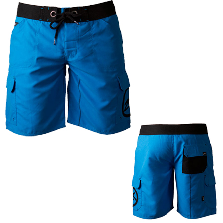 ZHIK WOMENS BOARD SHORTS (SHORTS-155)