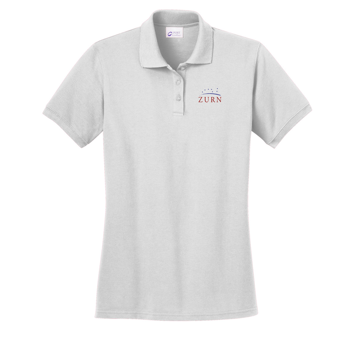 ZURN YACHTS - W'S COTTON POLO
