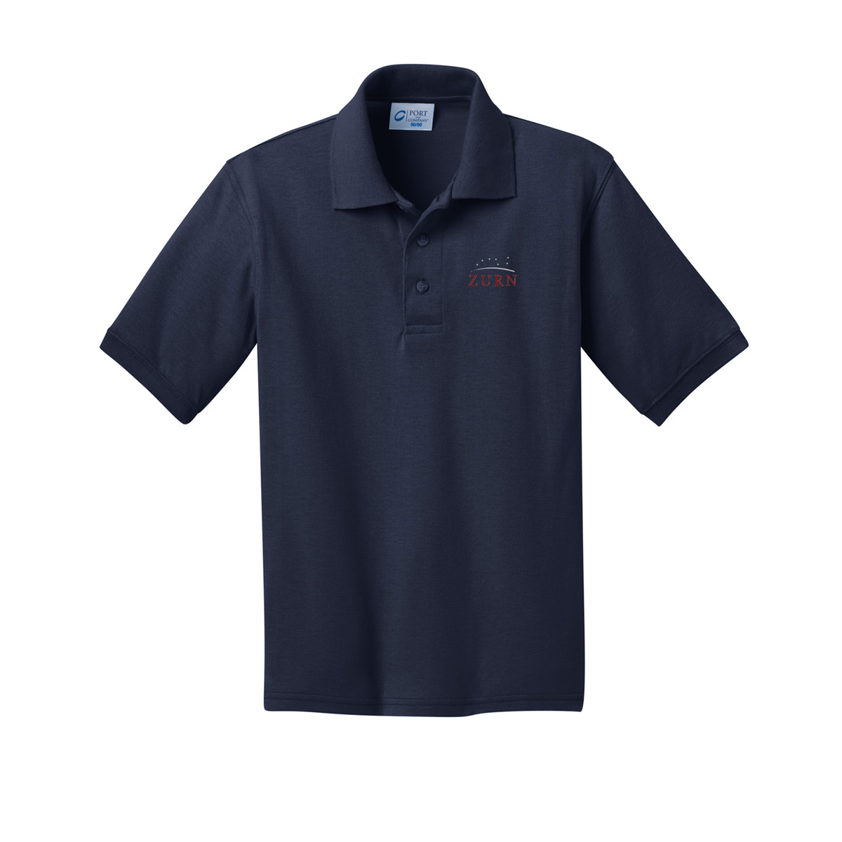 Zurn Yachts - Youth Cotton Polo