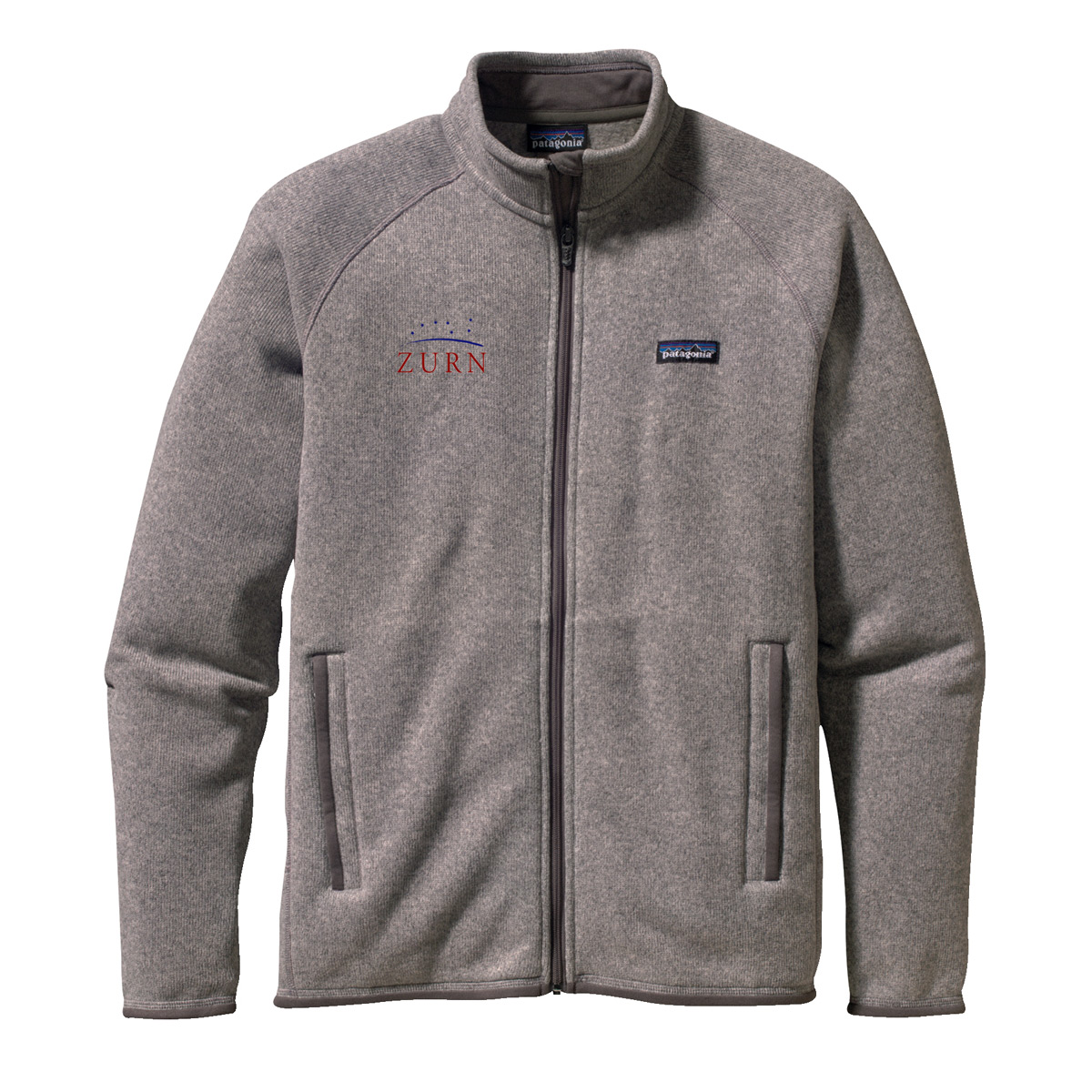 Zurn Yachts - Men's Patagonia Better Sweater Jacket
