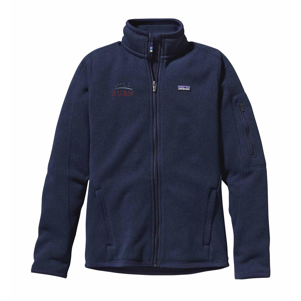 Zurn Yachts - Women's Patagonia Better Sweater Jacket