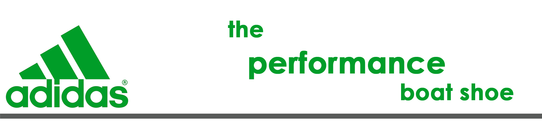 Adidas Performance Shoe Page