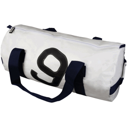 BAINBRIDGE SAILCLOTH DUFFLE BAG - 43L