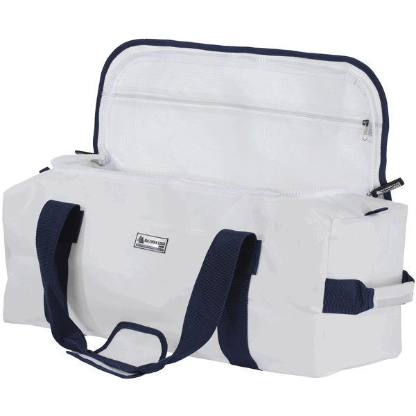 BAINBRIDGE SAILCLOTH BARREL BAG - 24L (1201)
