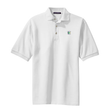Bahamas Sea Turtle Research - Men's Cotton Polo (BSTR101)