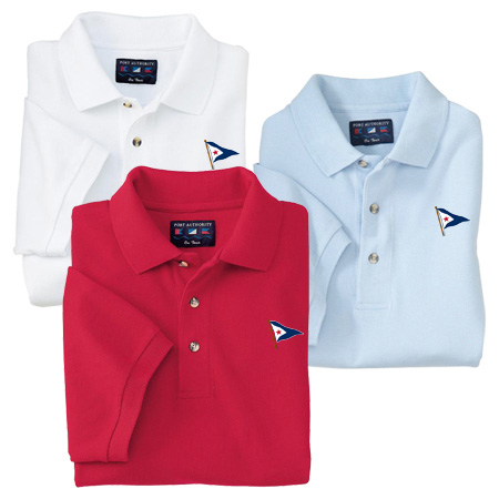 Beverly Yacht Club - Men's Cotton Polo (BYC101)