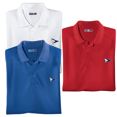 Beverly Yacht Club - Men's Technical Polo