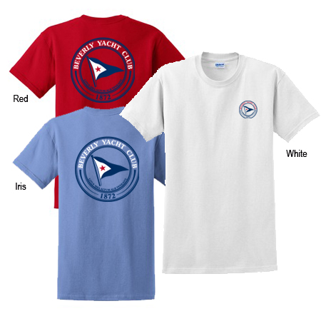Beverly Yacht Club - Men's Short Sleeve Cotton Tee (BYC201)