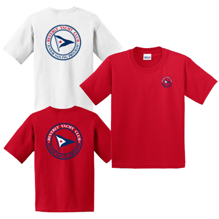 Beverly Yacht Club - Kid's Short Sleeve Cotton Tee (BYC202)