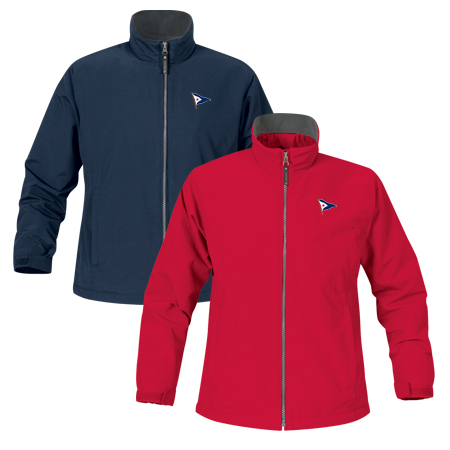 Beverly Yacht Club - Women's Shelled Fleece Jacket