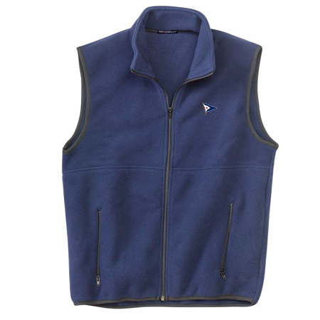 Beverly Yacht Club - Kid's Fleece Vest