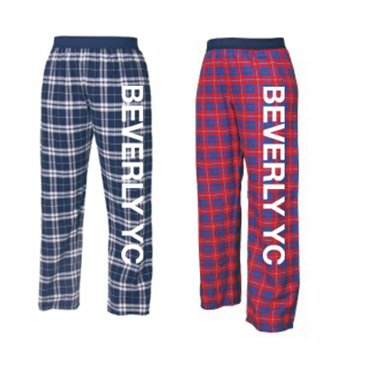 Beverly Yacht Club - Youth Flannel Pant (BYC401)