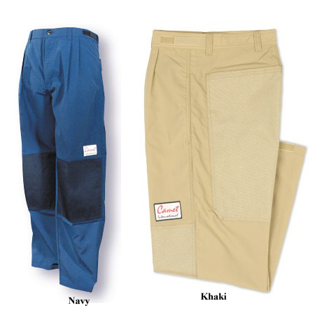CAMET MENS NYLON PADDED PANTS (R7000)