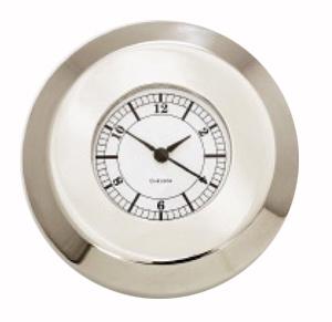 CHELSEA CLOCKS NICKEL FINISH CLOCK CHART WEIGHT