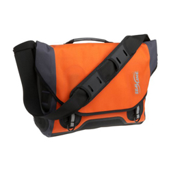 SEAL LINE URBAN SHOULDER BAG - ORANGE SMALL