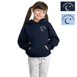 CONCORDIA - K'S HOODED SWEATSHIRT
