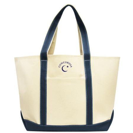Concordia Yachts - Canvas Tote Bag
