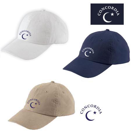 CONCORDIA - TWILL CAP