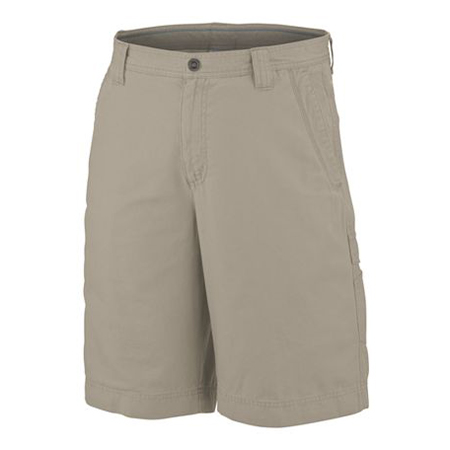 COLUMBIA MENS ROC II SHORT 10 INCH INSEAM (AM4358)
