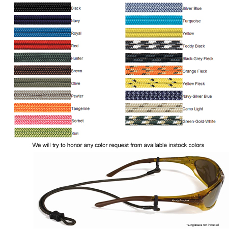 CROAKIES - TERRA SPEC CORDS ADJUSTABLE (TASCADJ)
