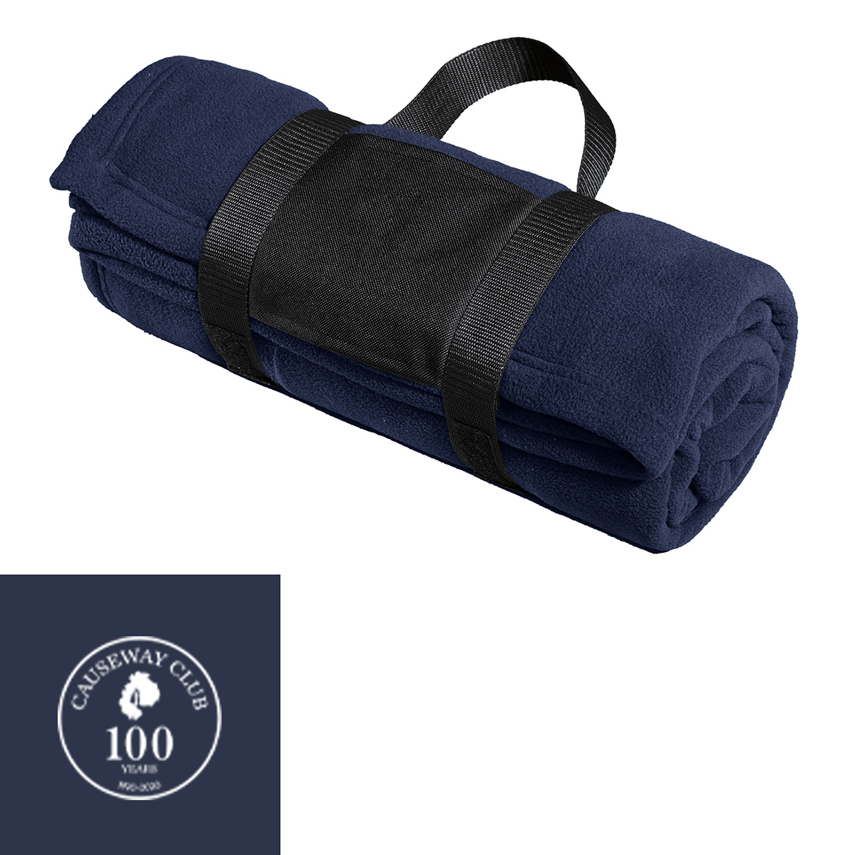Causeway Club - Fleece Blanket