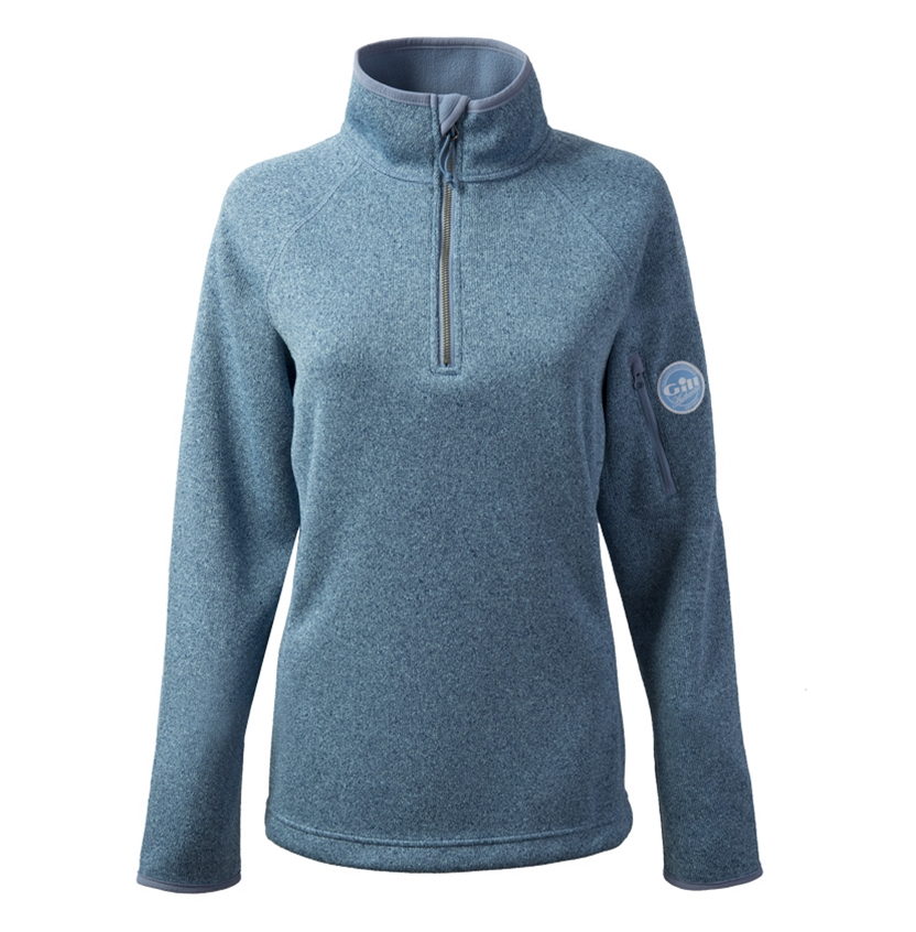 GILL WOMENS KNIT FLEECE (1491W)
