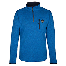Gill Men's Knit Fleece 1/4 Zip (1492)
