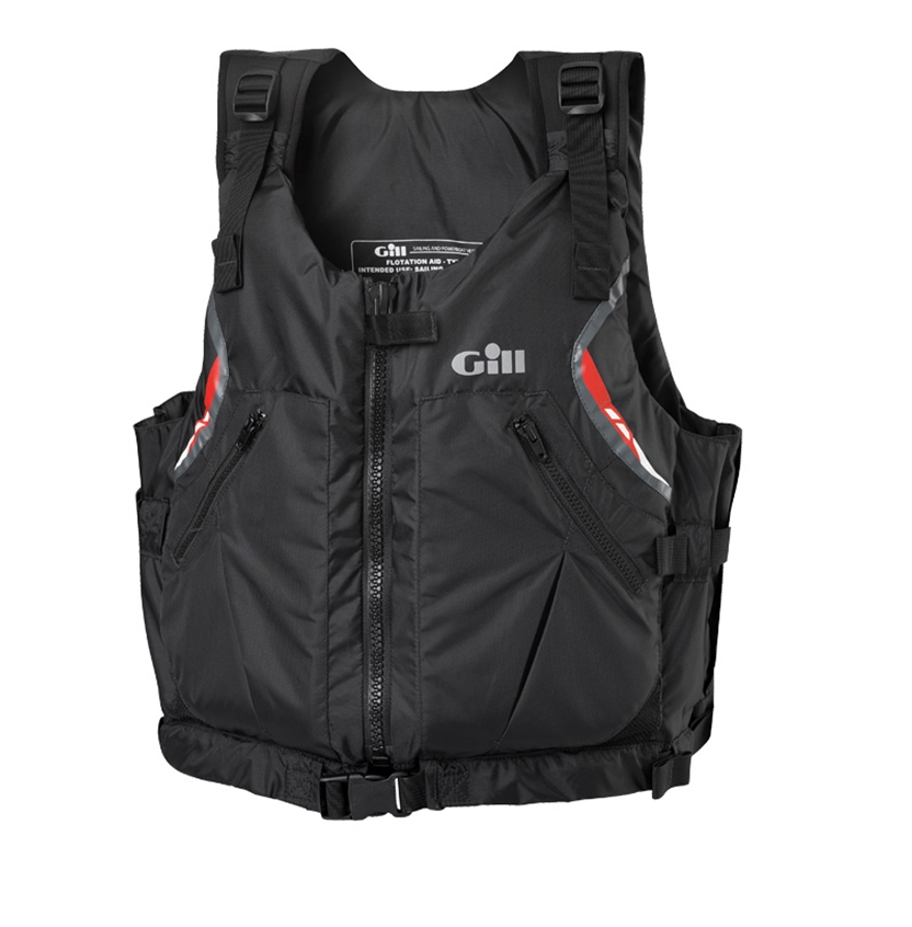 GILL YOUTH FRONT ZIP BUOYANCY AID (4918JY)