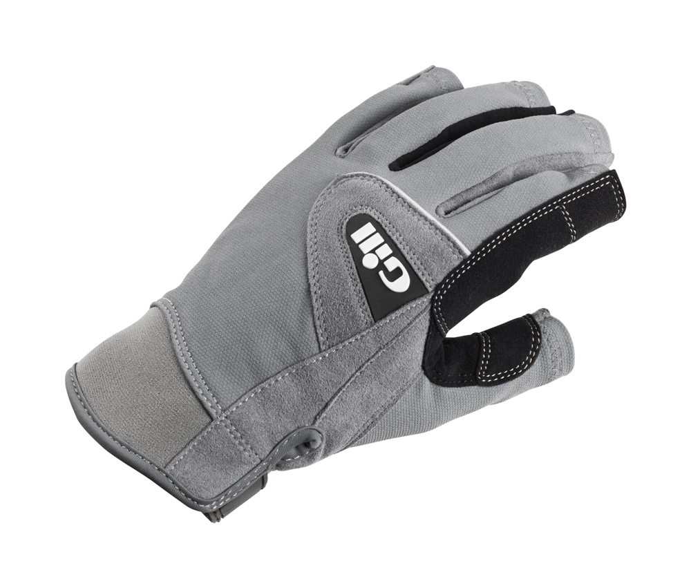 Gill Deckhand Gloves Short Finger (7042)