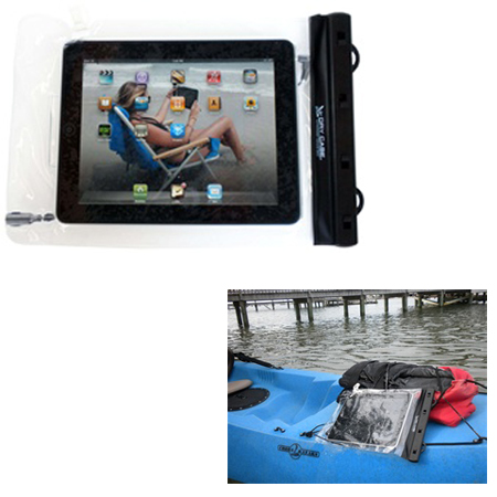 DRYCASE WATERPROOF TABLET-iPAD (DC-17)