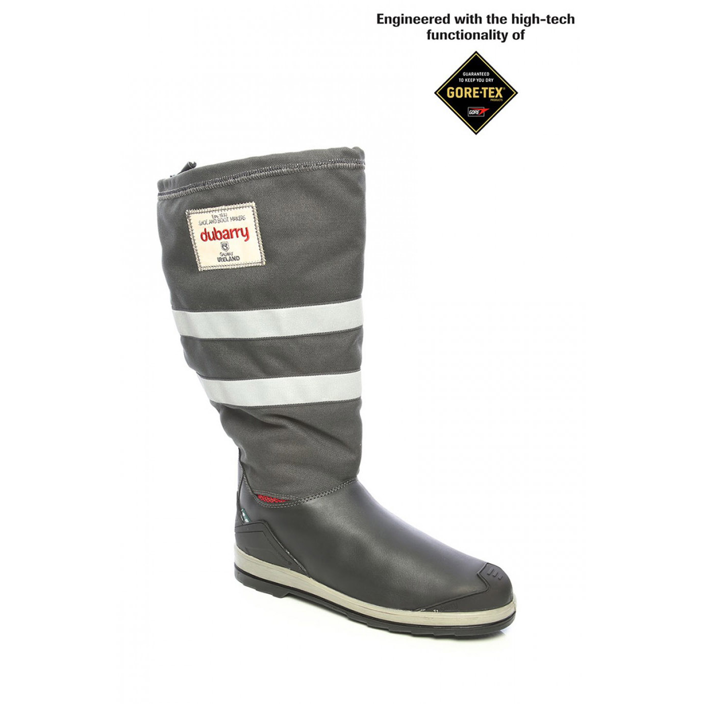 DUBARRY CROSS HAVEN SAILING BOOT
