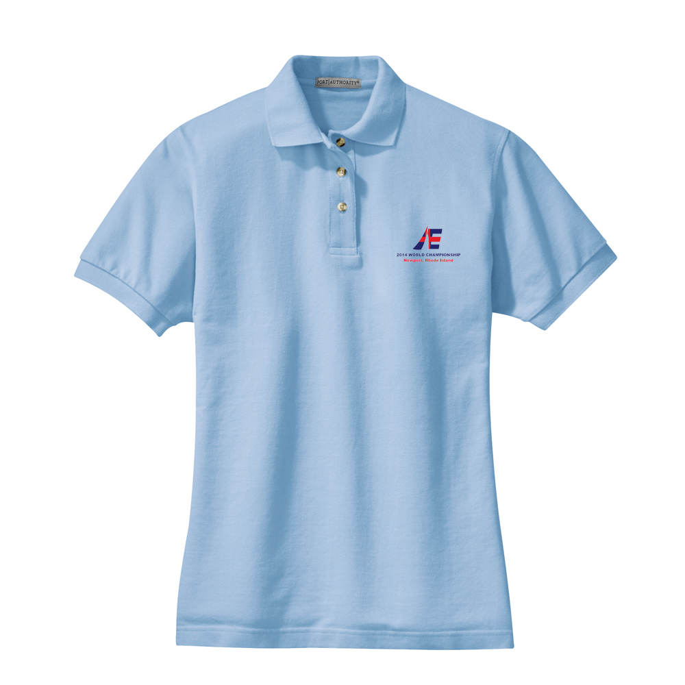 ETCHELL WORLDS - W'S COTTON POLO