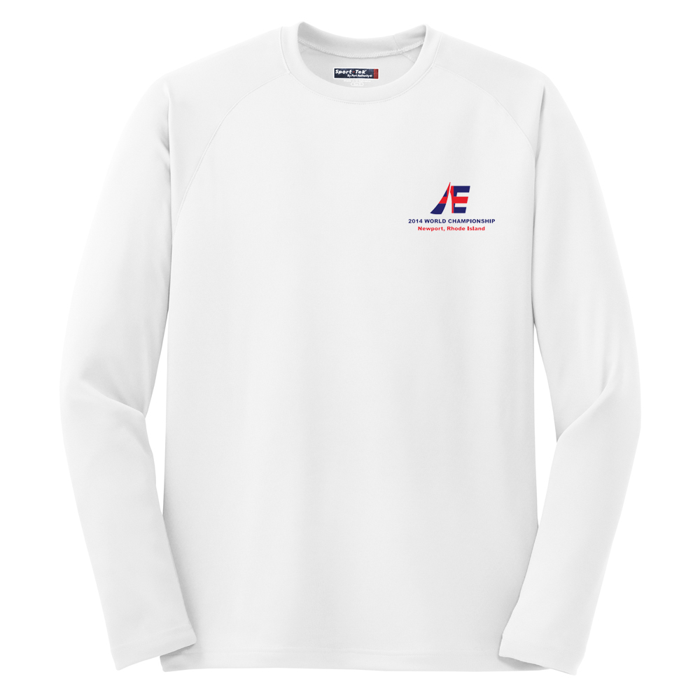 ETCHELL WORLDS - M'S L/S TECH TEE