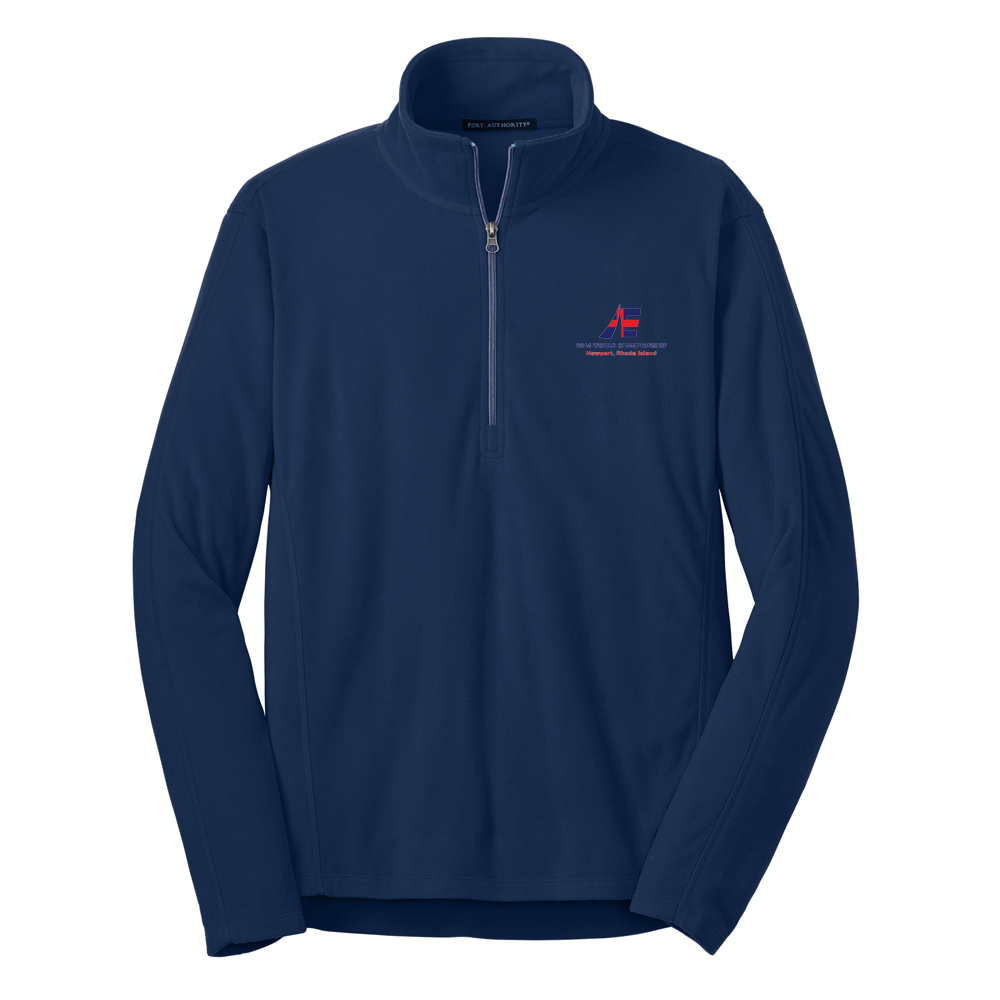 ETCHELL WORLDS - M'S FLEECE PULLOVER