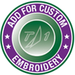 IMC - ADDITIONAL EMBROIDERY CHARGE