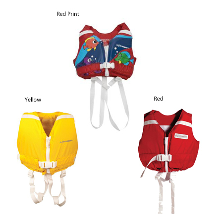 EXTRASPORT CHILD VOLKSVEST LIFEJACKET (VLC)