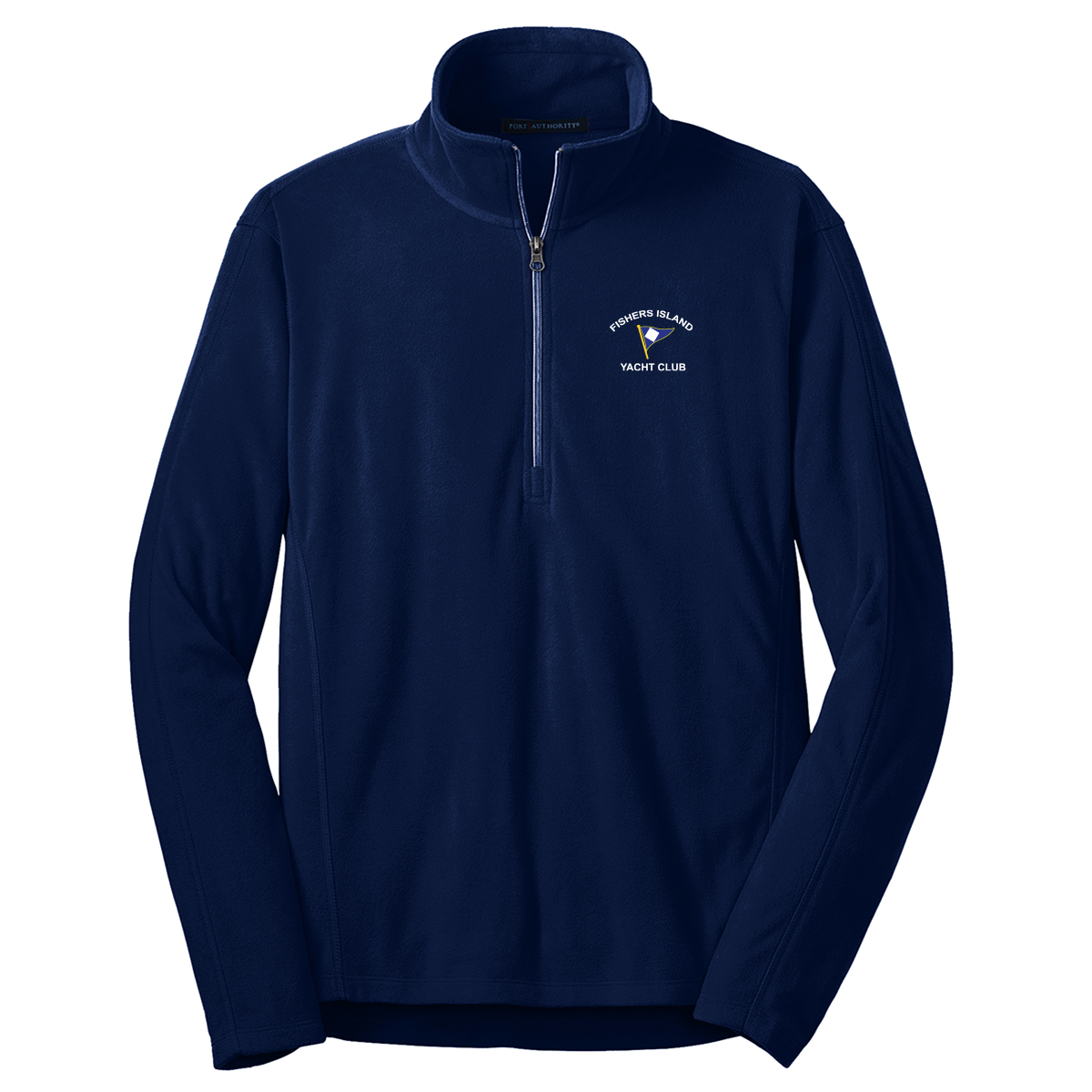 Fishers Island Yacht Club - Men's Fleece Pullover