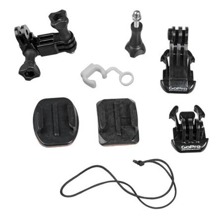 GoPro - GRAB BAG OF MOUNTS (AGBAG-001)