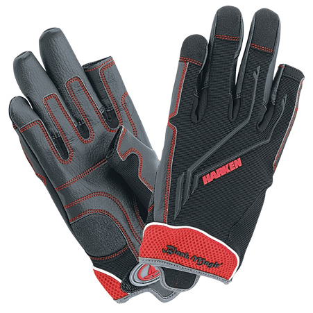 HARKEN REFLEX PERFORMANCE FULL FINGER GLOVES (2084)