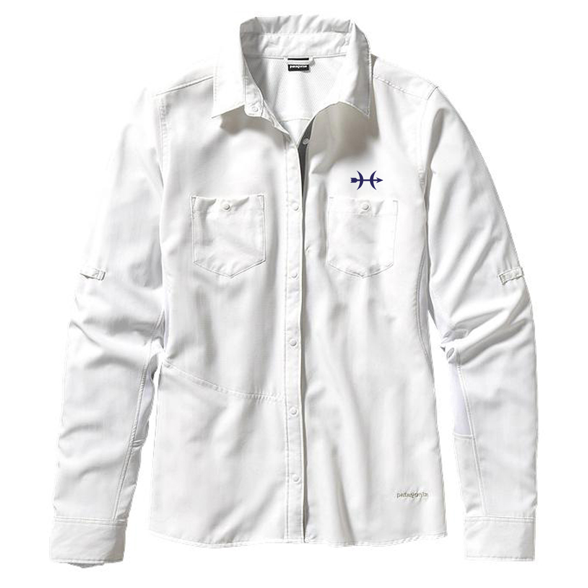 Hunt Yachts- W's Patagonia Sol Patrol Shirt