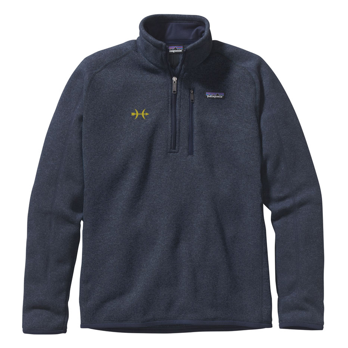 Hunt Yachts- M's Patagonia Better Sweater 1/4 Zip