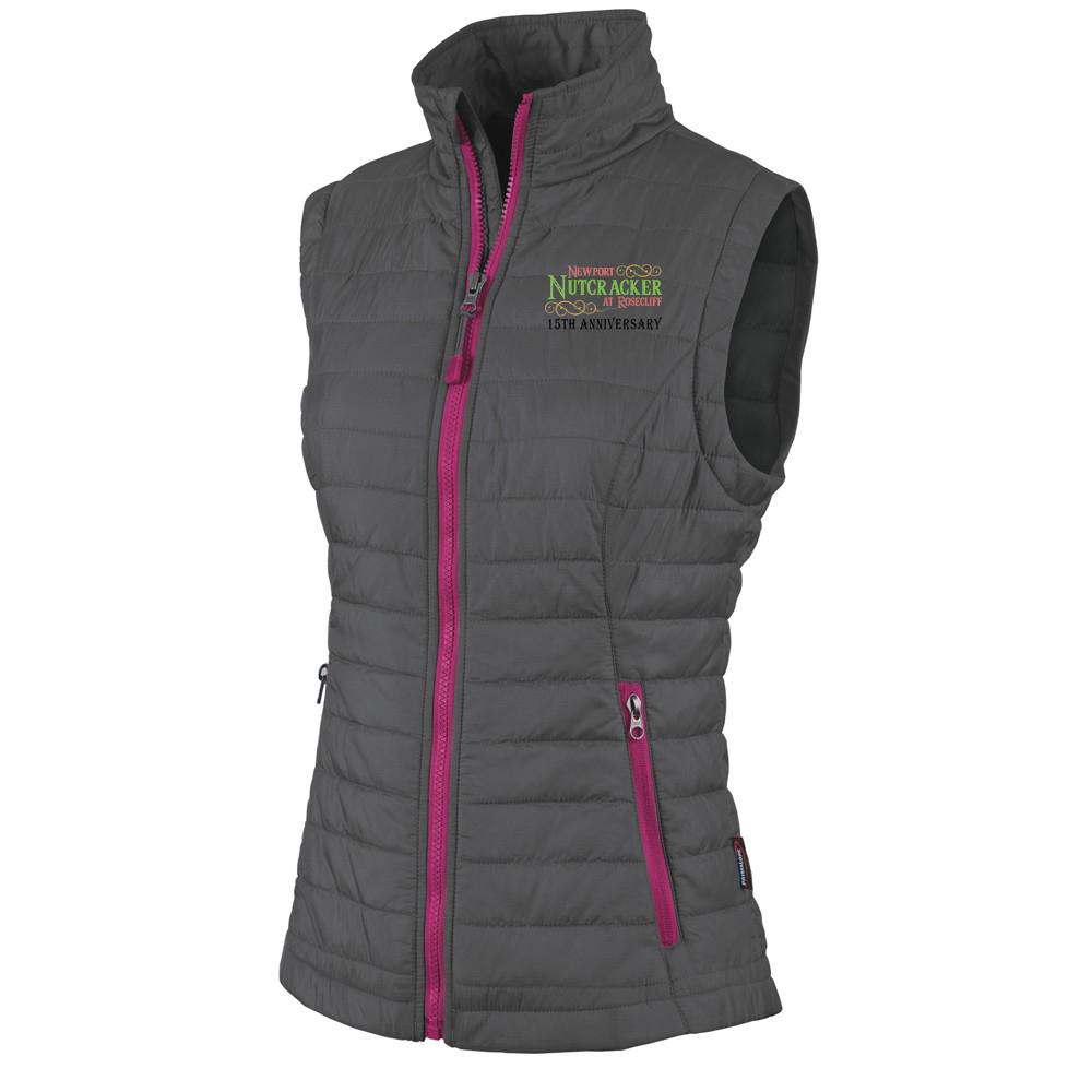 Nutcracker - Women's Radius Quilted Vest