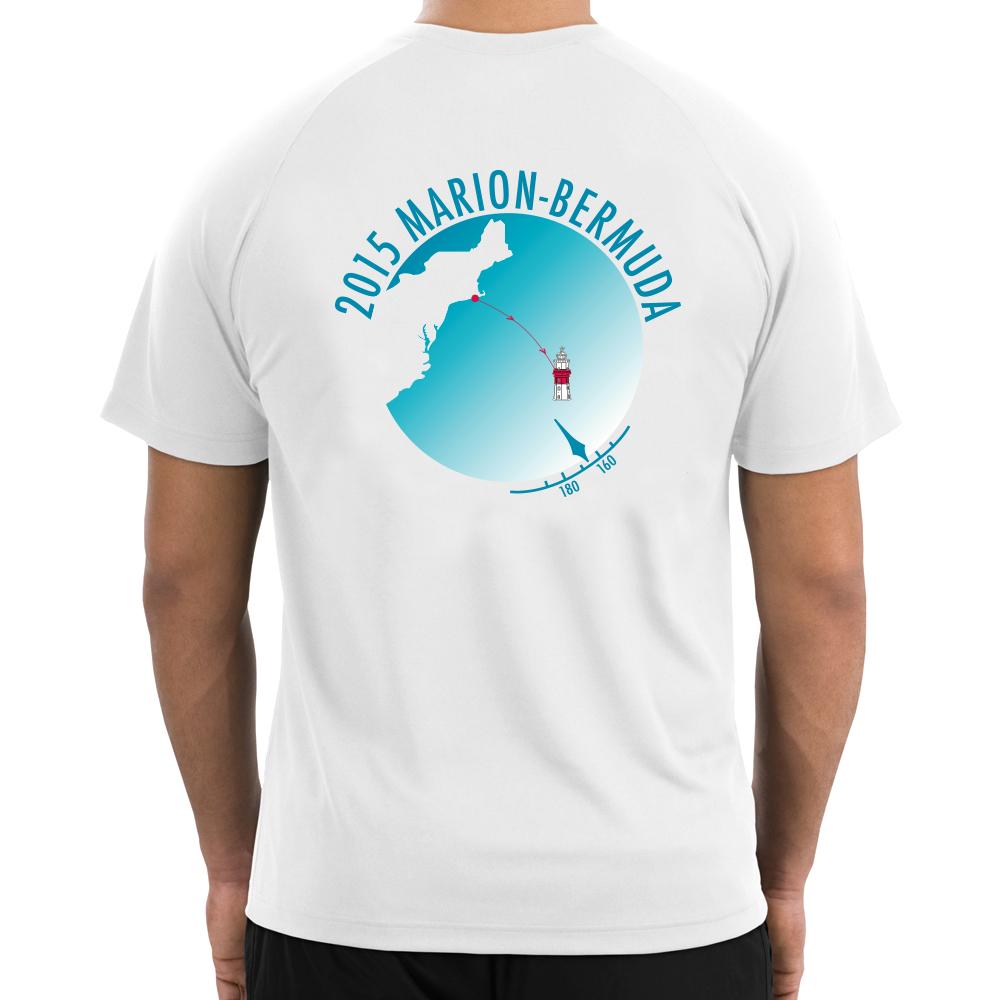 MARION-BERMUDA 2015 - S/S MAP TECH TEE