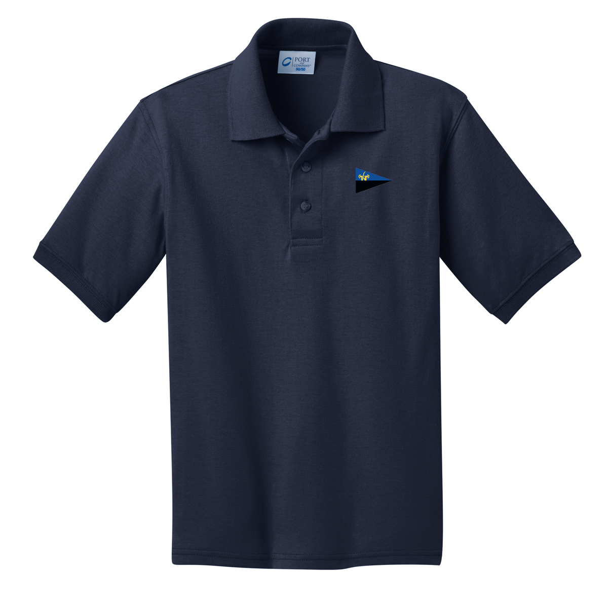 Mudratz Youth Cotton Polo